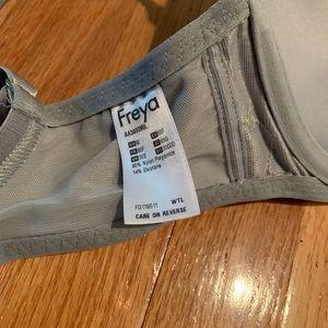 Freya Intimates & Sleepwear - Grey and yellow Freya bra size 30E
